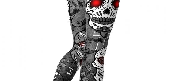 skull Designed Accessories